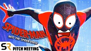 Download Spider-Man: Into The Spider-Verse Pitch Meeting Video
