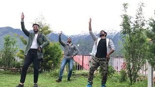 Bhangra On Mountains