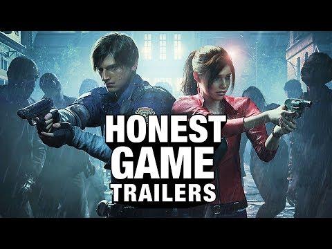 Xxx Mp4 Honest Game Trailers Resident Evil 2 2019 3gp Sex