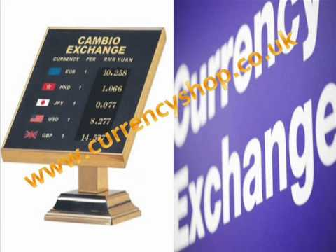 Currency Exchange | Buy Currency | Best Currency Exchange Rates