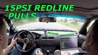 NIStune Type 3 install - S13 / SR20det - Mines ECU Videos