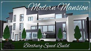 Bloxburg Modern Luxury House 78k