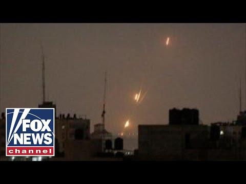 Israel, Gaza militants trade deadly fire overnight