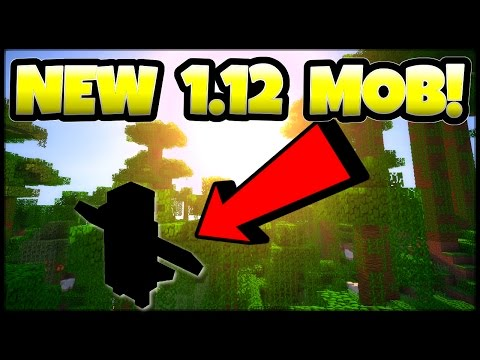 Minecraft Parrots Gameplay New Mob Coming Soon - 1.12 World Of Color Update - PC & Console Editions