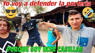 Esto se va a poner bueno⚽ Recibimos al suscriptor Agustin. Barcelona vs Real Madrid. Parte 1