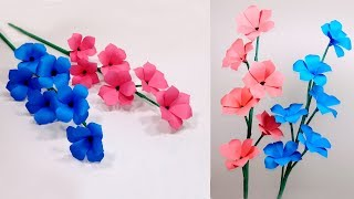 How to Fold the Snap Dragon Flower for Origami Bonsai - YouTube | 180x320