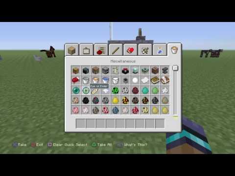 Minecraft: silent Tutorial:how to make a snowball machine/fireball machine