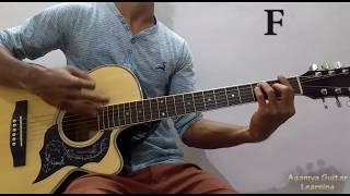 Pehli Mohabbat - Guitar Chords Lesson+cover, Strumming Pattern, Progressions