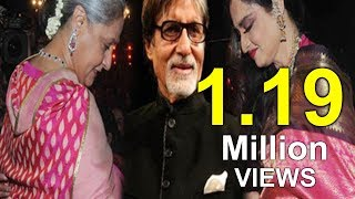 Rekha & Jaya Bachchan Get Into FistFight In Front Of Amitabh Bachchan