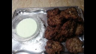 Kachay Keemay ka kabab recipe by hamida dehlvi