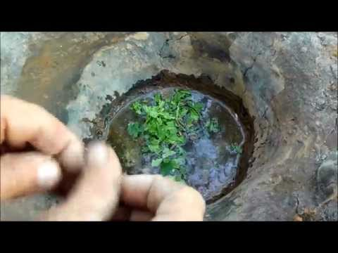 Making a Native American Earth bowl