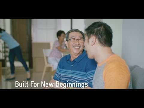 Built To Our Budget : New Beginnings