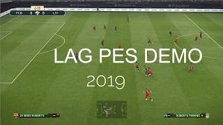 Fix lag Pes 19 in low end pc ( windows 10 ) | Music Jinni