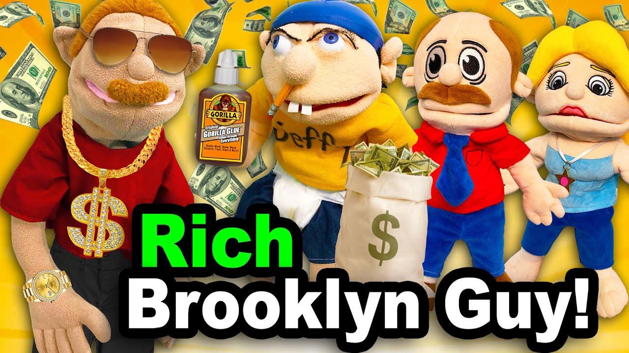SML Movie: Rich Brooklyn Guy!