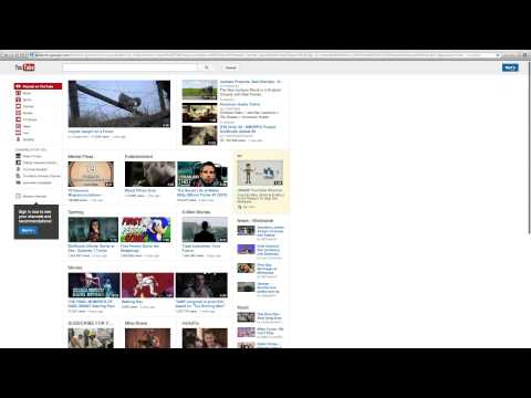 How to Create a Youtube Channel Without Google+ (Updated for August 2013)