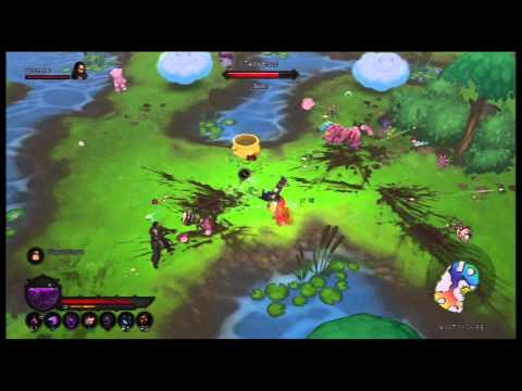 diablo 3 whimsyshire (secret cow level) ps3