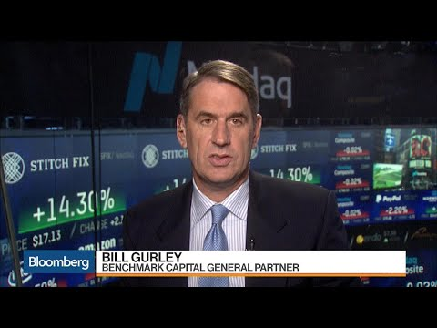 Benchmark's Bill Gurley on Stitch Fix IPO and Uber