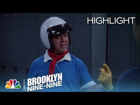 Charles Is Speed Racer | Season 5 Ep. 20 | BROOKLYN NINE-NINE