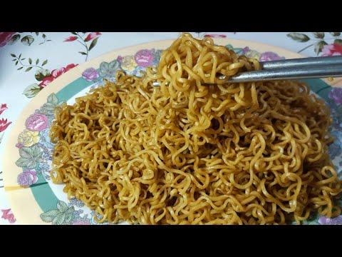 Stir Fried Instant Noodles ( 炒方便面)