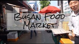 Download Busan Street Market - Look at all the yums! Video