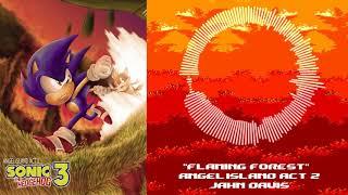Sonic 3 - Angel Island Zone (25th Anniversary Remix) - PakVim net HD