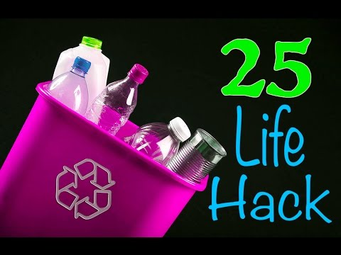 25 Brilliant Ways To Reuse Plastic Bottles.🔴 You Got To Try These Before You Trash One More