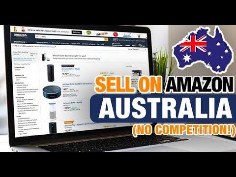 How to Sell On AMAZON AUSTRALIA With No Competitors! (Amazon FBA AU)