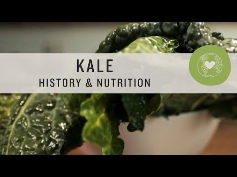 Superfoods - Kale History & Nutrition