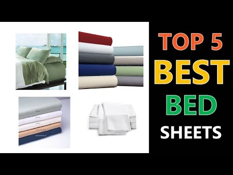 Best Bed Sheets 2018