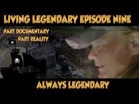 Living Legendary: The Show Episode Nine {Part Documentary - Part Reality - Always Legendary}