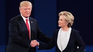 2016 2nd Presidential Debate: Trump vs. Clinton