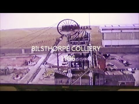 Bilsthorpe Colliery New Video Upload