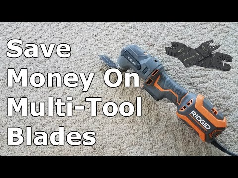 Cheap Multi-Tool Blades - Ryker Review
