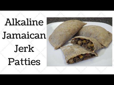 Jamaican Jerk Patties Dr. Sebi Alkaline Electric Recipe