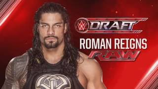 WWE LIVE SMACKDOWN/DRAFT 2016 HIGHLIGHTS HD