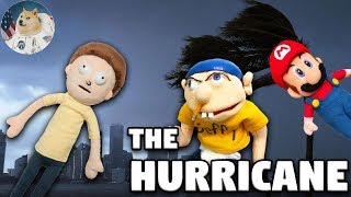 SML Parody: The Hurricane!
