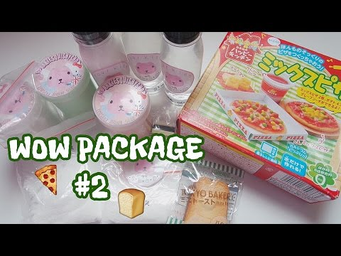 POPIN COOKIN PIZZA TUTORIAL - SUPERRRR MINI SQUISHY TOKYO BAKERY