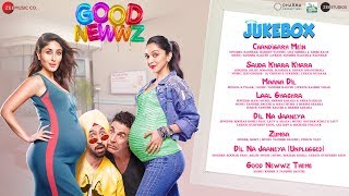 Good Newwz - Full Movie Audio Jukebox | Akshay, Kareena, Diljit, Kiara