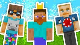Minecraft Xbox: NEW 5th BIRTHDAY Skin Pack! (Happy Birthday Minecraft!)