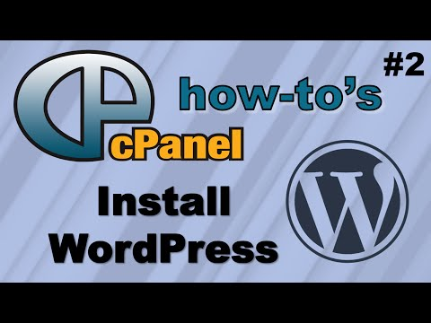 How to install WordPress using (Hostgator) cPanel QuickInstall