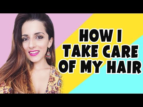 How I Take Care Of My Hair | My Everyday Summer Hair Care Routine For Healthy, Thick, Shiny Hair