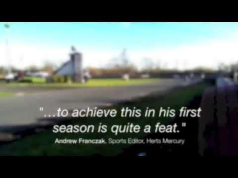 Teenage Racing Driver Crowd-Funding Through Financial Barriers of Motorsport