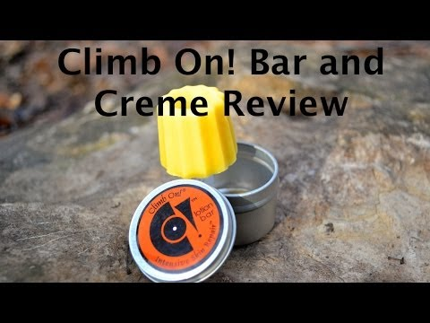 Climb On! Bar and Creme Review