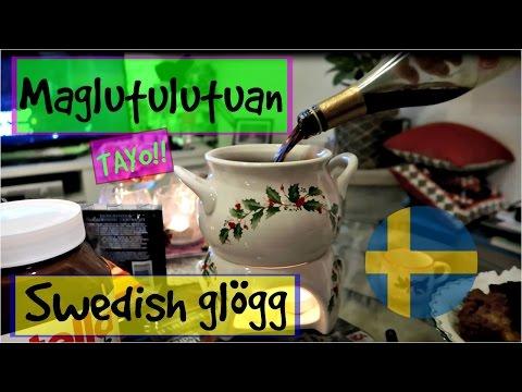 Swedish Glögg   Alikabok kahit malamig   🇸🇪   Vlog#24