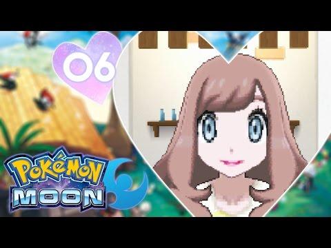 ♡ Pokemon Sun and Moon - 06: Hard hair decisions ♡