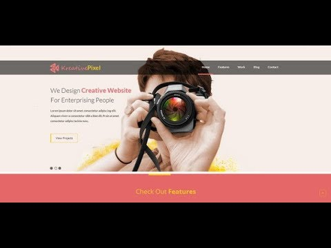 How to create CSS Responsive Layout bangla tutorial