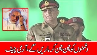 Army Chief Gen. Qamar Javed Bajwa Speech In Flag Ceremony On Independence Day | 24 News HD