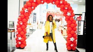 KINYA CLAIBORNE   STYLE & SOCIETY   Macy's Fall Fashion Events