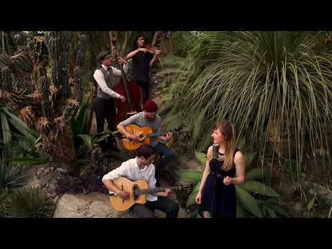 Gypsy Jazz - HOT CLUB DU NAX - 'What Is This Thing Called Love' by Cole Porter