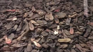 Visita aos campos de concentração de Auschwitz